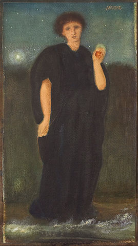 Paintings from AGO's collection, like Ariadne, by Edward Burne-Jones, may be accessed online through Google Arts & Culture.