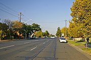 Sturt Highway through Wagga Wagga