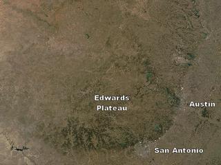 Edwards Plateau Geographic and ecological region of Texas, United States