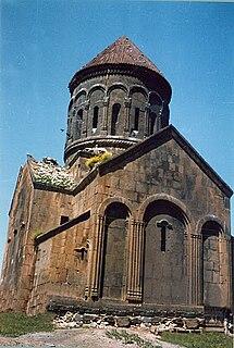 Eghegnamor Monastery