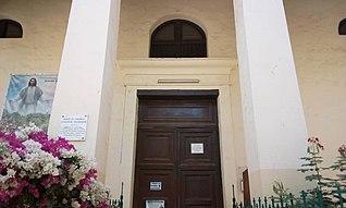Porte église Gorée
