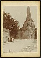 Eglise Saint-Laurent de Saint-Laurent-Médoc - J-A Brutails - Université Bordeaux Montaigne - 0751.jpg