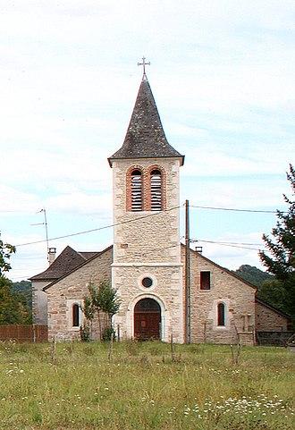 Girac - The church in Girac