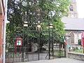 Eglwys San Pedr Rhuthun Inside St peter's Ruthin 10.JPG