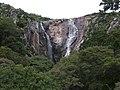 El Salto con poca agua, El Durazno de Guerrero, Jilotepec, Edo. de Mexico - panoramio.jpg