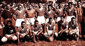 Godoy Cruz Antonio Tomba - The team of 1954.