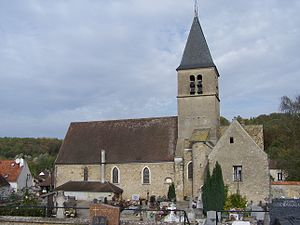 Élancourt - St. Medardus' Church