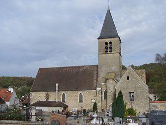 Élancourt - St. Medardus' Church