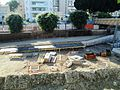 Eleftheria Square Under Construction Nicosia Capital of Cyprus Chypre.jpg