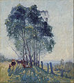 Elioth Gruner - The wattles - Google Art Project.jpg