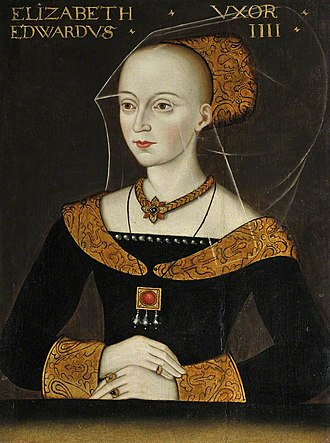 Elizabeth of York - Elizabeth's parents: Edward IV and Elizabeth Woodville