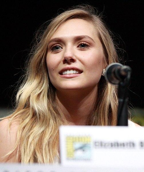 Elizabeth Olsen, Age of Ultron, Avengers 2, Marvel