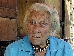 Ella Maillart, one of the great travelers of t...