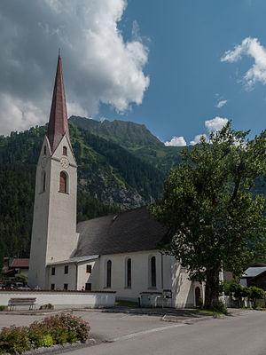 Elmen - Image: Elmen, katholische Pfarrkirche heilige Drei Könige 63957 foto 4 2014 07 25 14.53