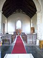 Elsing Church chancel arch and nave.JPG