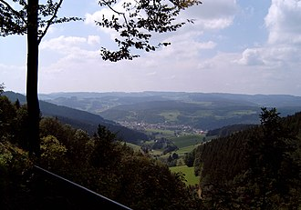 Battle of Emmendingen - Image: Elzach (1)