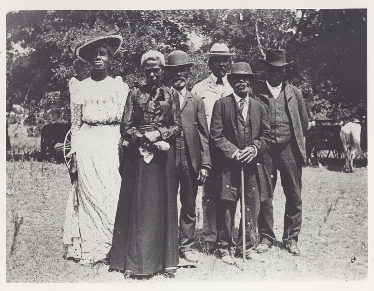 a history of the hard life of african americans in the south African-american postal workers in the 20  racial discrimination in the south steered many african americans away from  for the first time in history,.