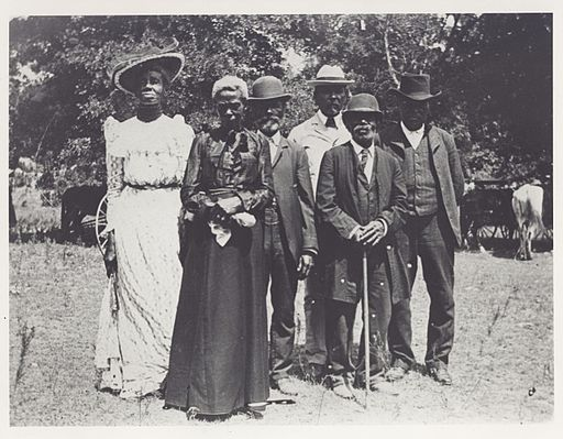 Emancipation Day celebration - 1900-06-19