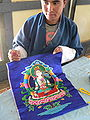 Embroidery, School of Traditional Arts, Thimphu.jpg