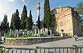 Emirsultan camii ve tarihi mezarlığı bursa - panoramio (1).jpg