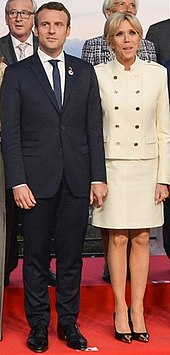 Brigitte Macron Wikipedia
