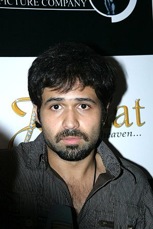 Emraan Hashmi at the Percept Picture Company a...