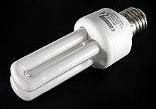 Plafoniere Con Lampade A Risparmio Energetico : Lampada fluorescente wikipedia