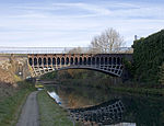 Engine Arm Aqueduct, Birmingham Canal Wolverhampton Level