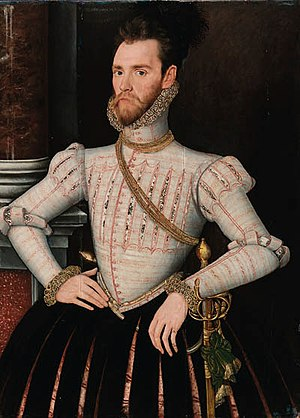 Thomas Knyvett, 4th Baron Berners - Sir Thomas Knyvett, ca. 1565