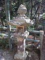Engyô-ji Temple - Stone lantern.jpg