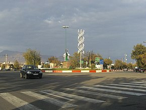Entrance square of Jolfa.JPG