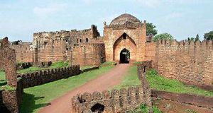 Bidar Sultanate - Image: Entrance to the Bidar Fort