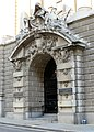 Entrance to the Central Criminal Court, Old Bailey.jpg