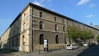 CAPC musée d'art contemporain de Bordeaux - Lainé warehouse, home to the CAPC