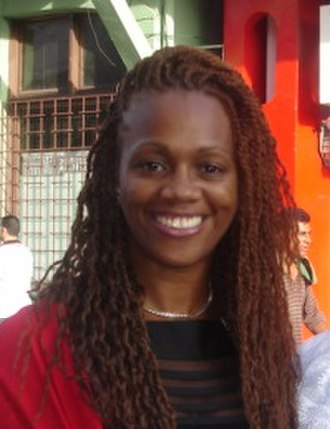 Minister of Foreign Affairs (Costa Rica) - Image: Epsy Campbell. Limón. Costa Rica cropped