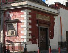 L'ingresso al Teatro sotterraneo dell'antica Ercolano