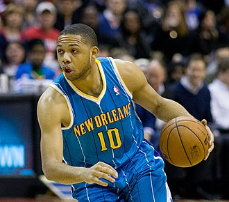 Eric Gordon - Gordon with the Hornets in March 2013