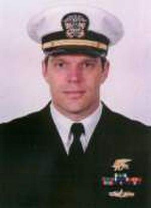 Erik S. Kristensen - Image: Erik S. Kristensen Navy photograph