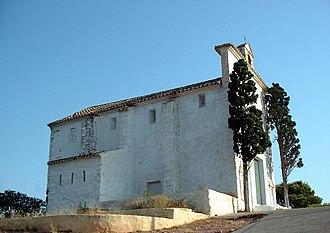 Gilet, Valencia - Saint Michael's hermitage, Gilet