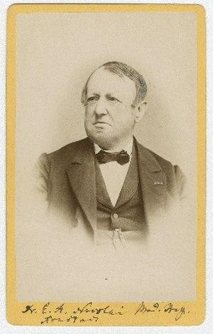 Ernst August Nicolai - Ernst August Nicolai