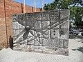 Escultura 50 anys Club Futbol Sant Andreu 6.JPG