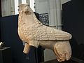 Esfinx d'Agost, finals del segle VI aC, Museu del Louvre.JPG