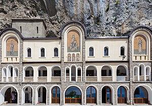 Ostrog Monastery - Lower Church