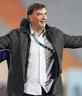 Mišo Krstičević Croatian footballer and manager