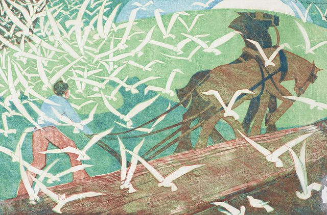 https://upload.wikimedia.org/wikipedia/commons/thumb/1/19/Ethel_Spowers._The_plough%2C_1928._Linocut.jpg/640px-Ethel_Spowers._The_plough%2C_1928._Linocut.jpg