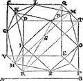 Euclide's Elements; the whole fifteen books compendiously demonstrated Fleuron N009463-49.png