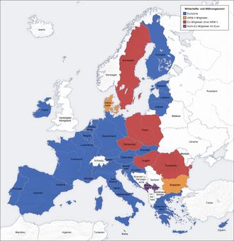 Montenegro Und Der Euro Wikipedia