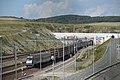 Eurotunnel Class 9705 - Sortie Tunnel sous la Manche à Coquelles.jpg