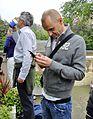 Evan Davis at the Royal Wedding, Apr 2011.jpg
