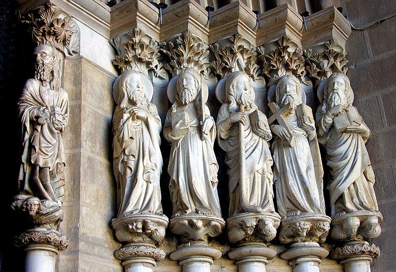 Image:Evora Cathedral, Portugal, September 2005.jpg